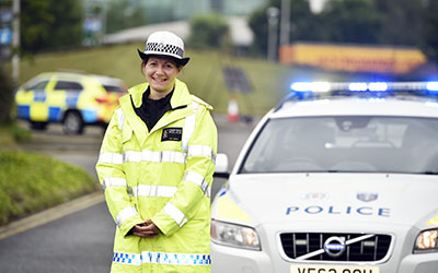 PC Joy Jarvis – Roads Policing Serious Collision Investigation Unit