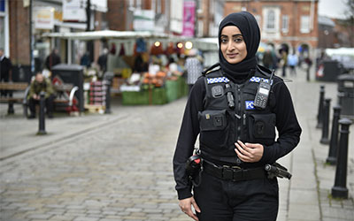 PC Misbah Ali - High Wycombe Incident & Crime Response