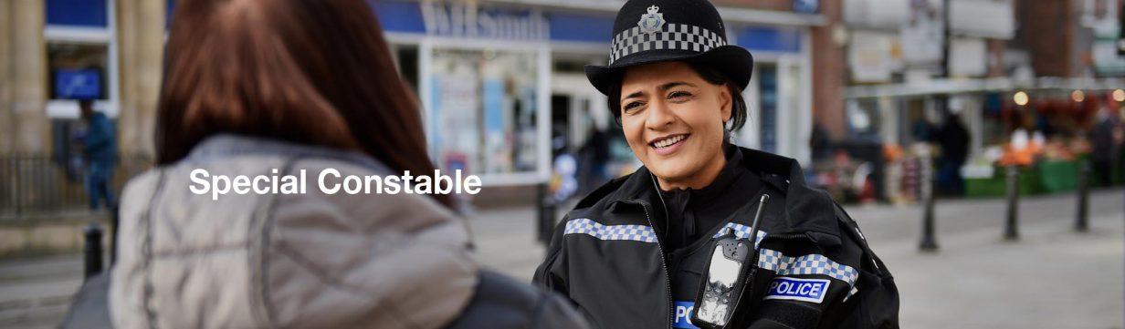 Special Constable Header Image