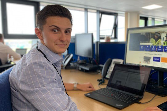 Ryan Smith - ICT Application Support Apprentice