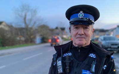 90 seconds with PCSO Richard Conner