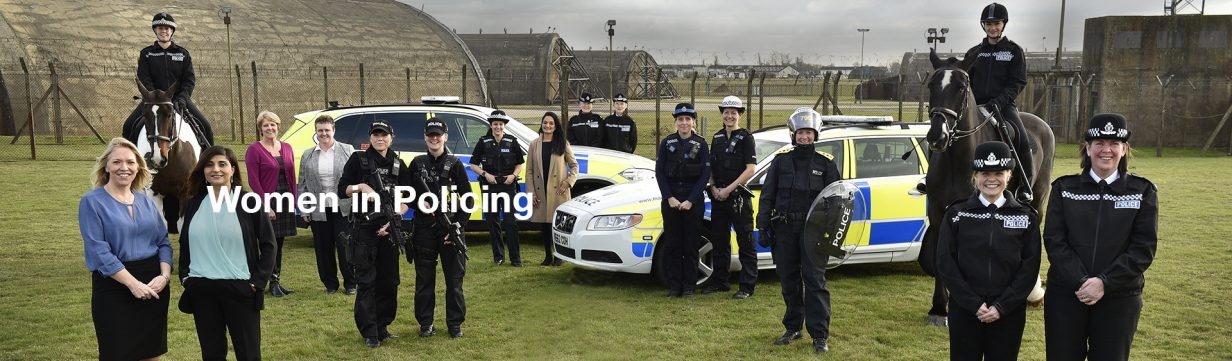 Women in Policing Header Image