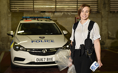 Detective Constable Adele Taylor - Photo