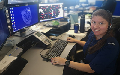 Dominika – How having a second language can be a benefit in becoming a call handler.